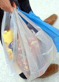 Garrett calls time on plastic bags