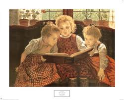 The Fairy Tale Print by Sir