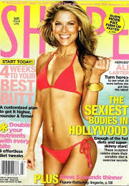 Ali Larter graces the cover of