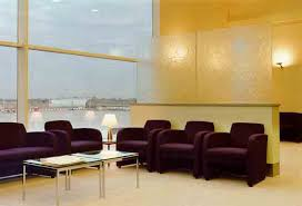 Belfast Airport Lounge