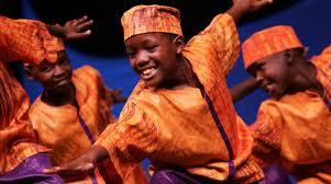 The African Children's Choir is ...