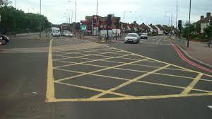 yellow box junction (YBJ)