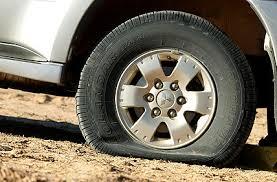 Tyre Weld repairs flat tyres