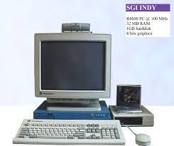 Silcon Graphics Indy R4600 PC