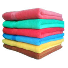 Twist Loops Bath Towel