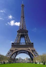 Eiffel Tower in