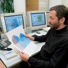 Robert Kalina, designer