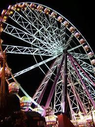 Nerja Feria Big Wheel