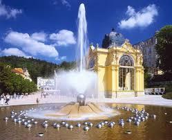 Singing Fountain, Marienbad