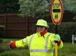 Lollipop lady, Val Atkins,