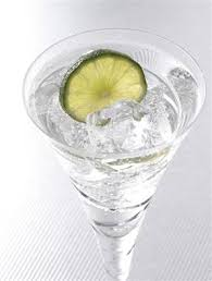 Gin and tonic: An easy