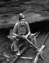 Coal Miner Teach Slone