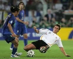 German midfielder