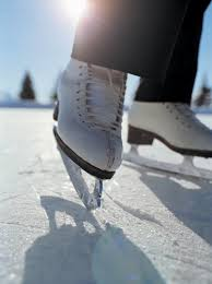 Party, Ice-skating