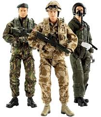 HM Armed Forces Toys & Action