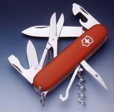 Swiss army knife.