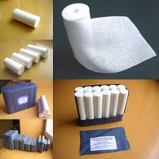 A113 W. O. W. Bandages (Gauze