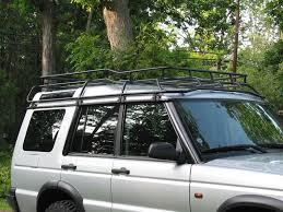 Highlander Low Roof Rack