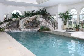 Indoor Pool - Italian Heritage