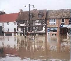Flood Damage in Historic