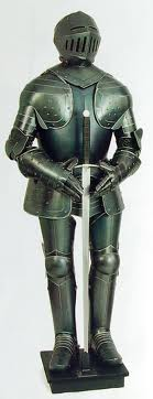 16th Century Knight Black