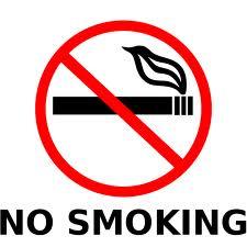 File:No smoking sign.svg