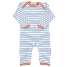 The Breton Stripe romper suit,